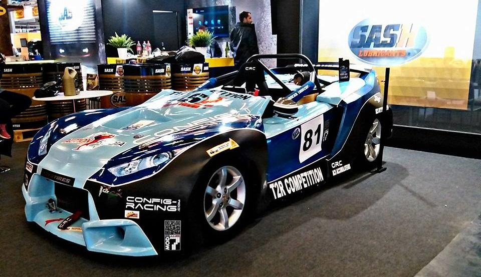 """Salon Equip""""auto 2015."""