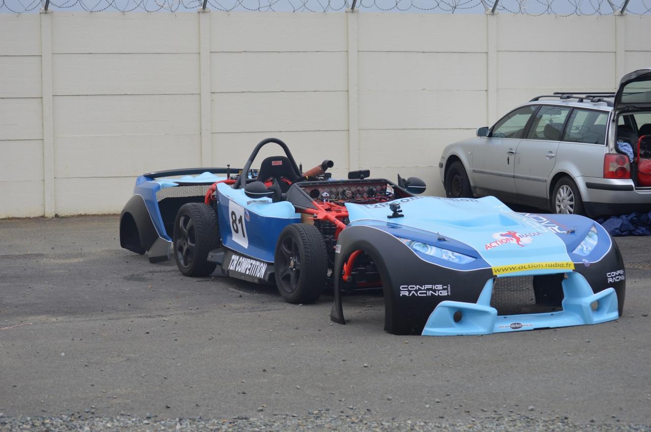 Journée roulage le Mans Maison Blanche 2015.