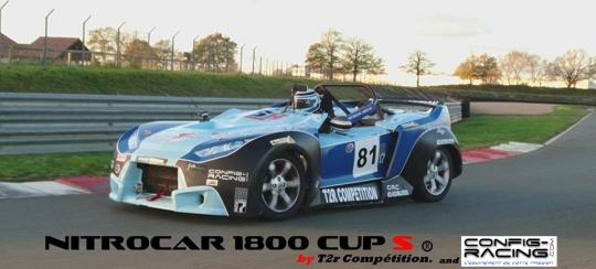 Chassis tubulaire nitrocar cup