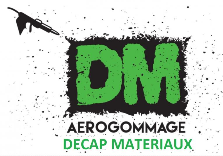 Logo decap materiaux 1