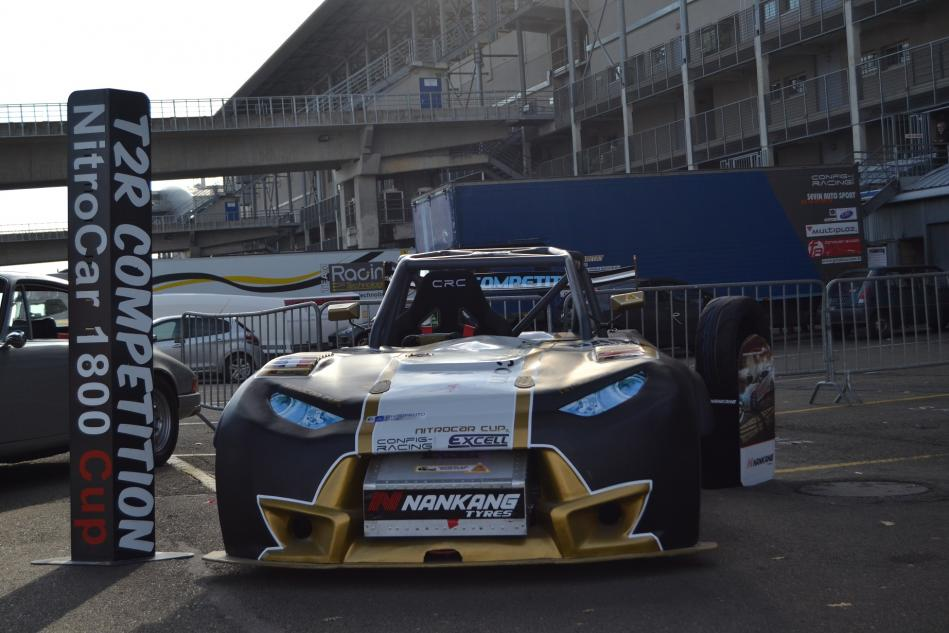 Proto nitrocar cup excell